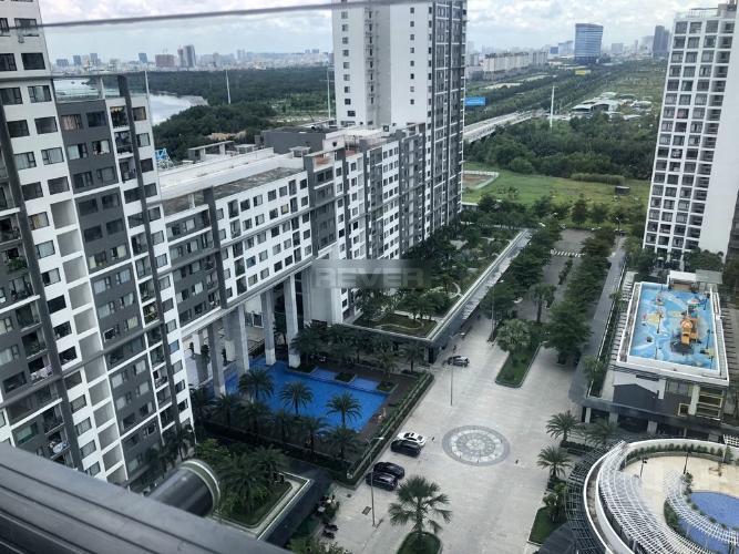 Bán căn hộ 2 phòng ngủ New City Thủ Thiêm, tầng cao căn góc