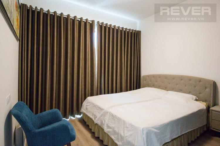 Phòng Ngủ 3 Cho thuê căn hộ Gateway Thảo Điền tầng cao 2 phòng ngủ, đầy đủ nội thất, view sông đẹp