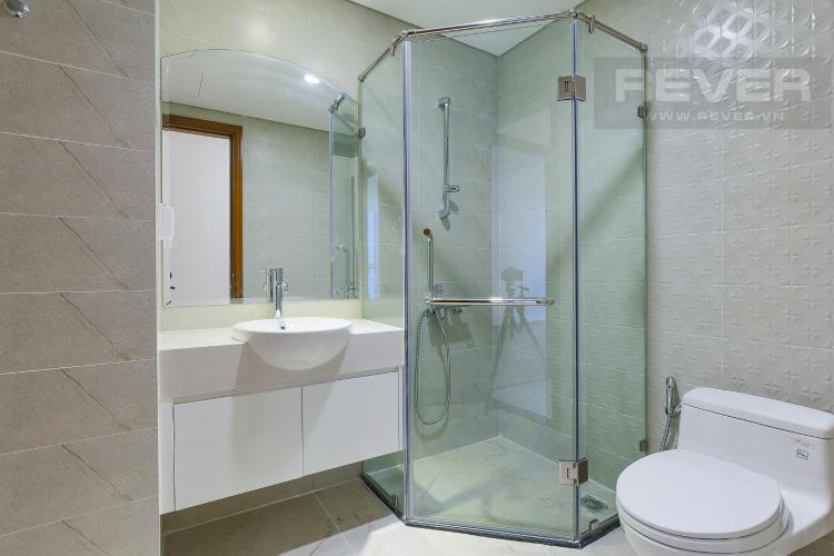 Phòng Tắm 2 Officetel Vinhomes Central 2 phòng ngủ tầng trung L4 nhà trống