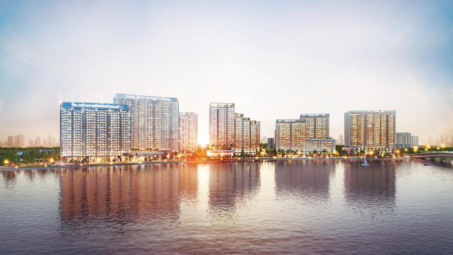 Bán căn hộ tầng cao Phú Mỹ Hưng Midtown, vị trí vàng bậc nhất.
