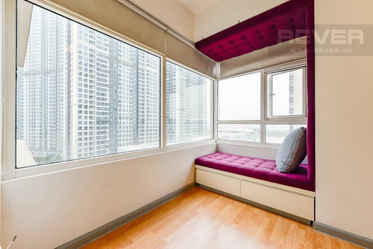 view phòng ngủ 1 Căn góc Saigon Pearl 3 phòng ngủ tầng thấp tòa Topaz 1