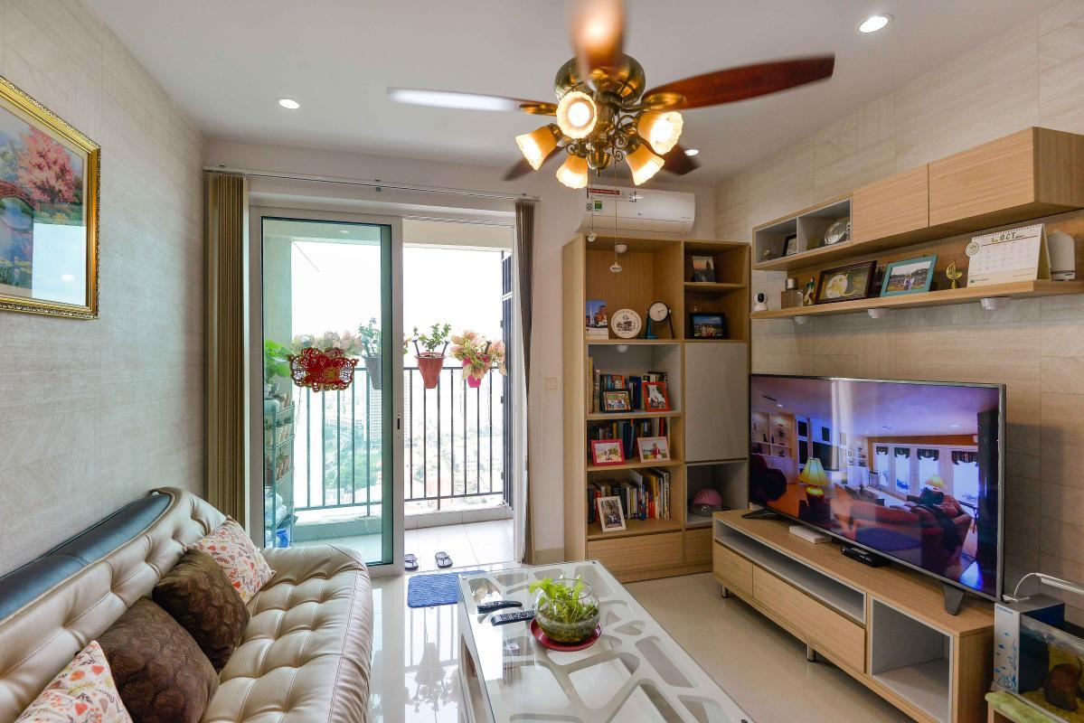 eccc28148500635e3a11 Bán căn hộ Vista Verde 2PN, tháp T1, diện tích 75m2, đầy đủ nội thất, view thoáng