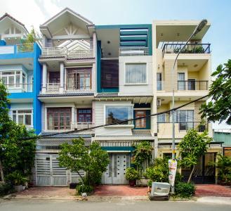 Cho thuê nhà phố 4 tầng đường 19, Q2, đầy đủ nội thất, view Landmark 81