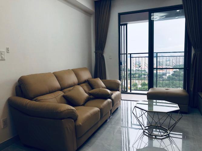 Bán căn hộ Saigon South Residence tầng cao, đầy đủ nội thất.