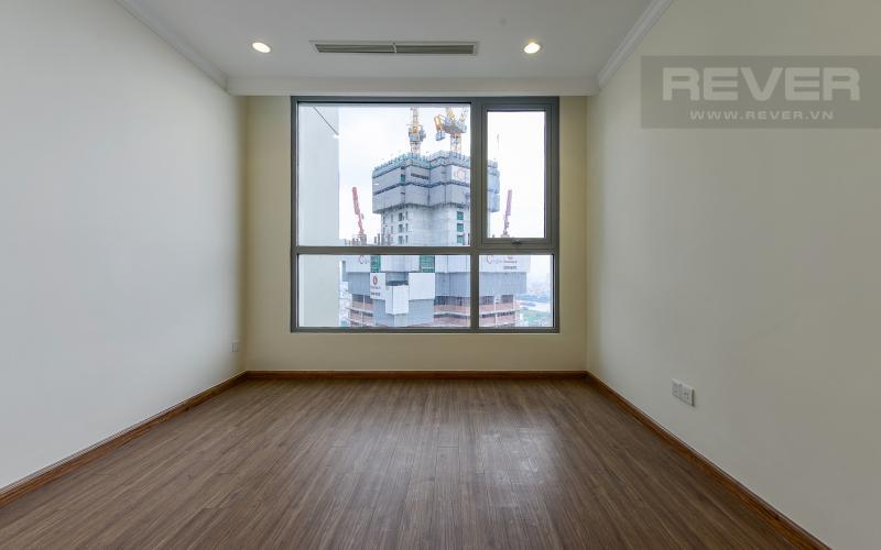 Phòng ngủ 1 Căn hộ Vinhomes Central Park tầng cao 2 phòng ngủ tháp L1 view đẹp