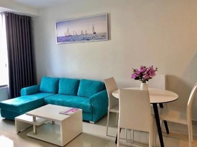 Cho thuê căn hộ RiverGate Residence, đầy đủ nội thất, view thành phố