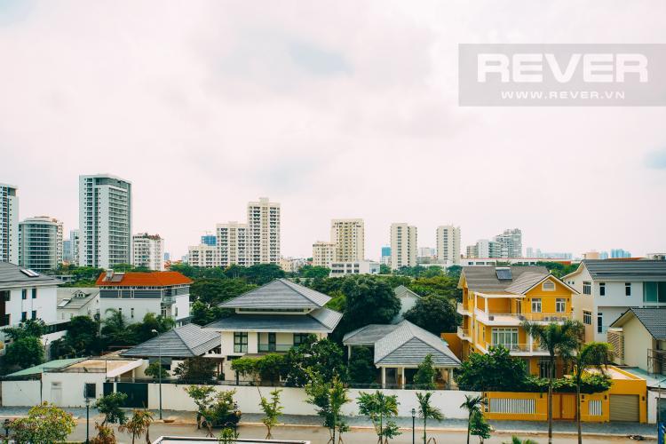 View Cho thuê căn hộ Sunrise Riverside 3PN, view nội khu yên tĩnh, mát mẻ