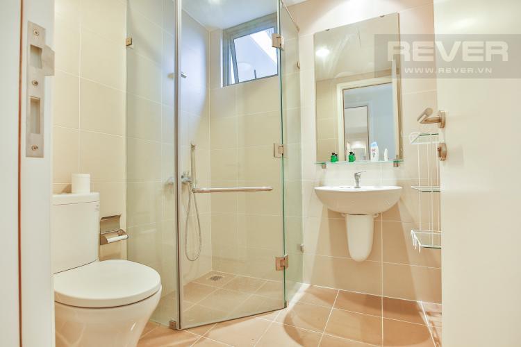 Toilet 2 Căn hộ Masteri Thảo Điền tầng thấp T2 view thoáng về khu Thảo Điền