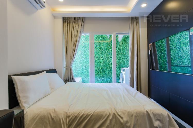Phòng Ngủ Căn hộ dịch vụ đường Trần Quang Diệu Quận 3 diện tích 50m2