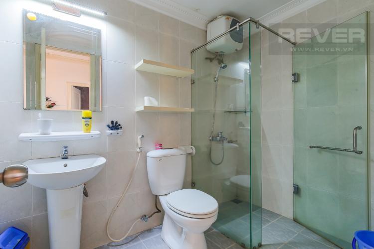 Phòng Tắm 2 Căn hộ chung cư Copac Quận 4 2PN đầy đủ nội thất, view sông