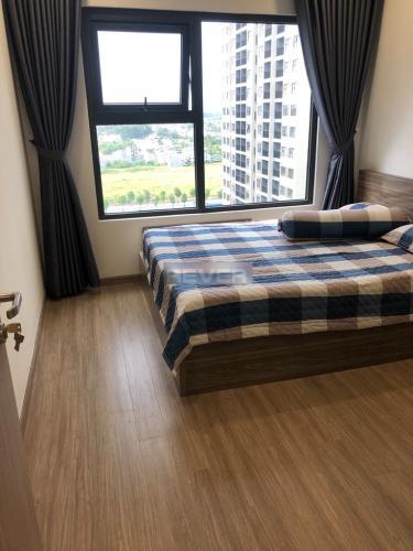 Phòng ngủ căn hộ Vinhomes Grand Park Căn hộ Vinhomes Grand Park view nội khu, đầy đủ nội thất tiện nghi.