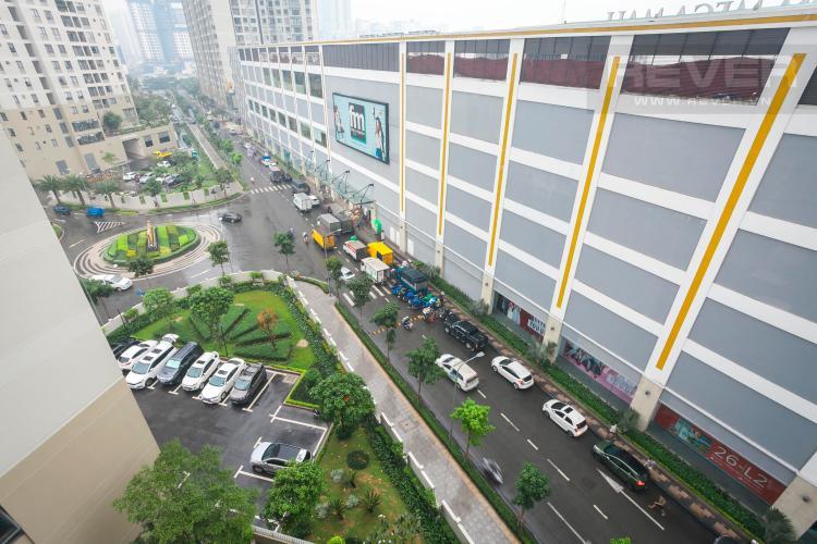 View Căn hộ Masteri Thảo Điền 2 phòng ngủ tầng trung T2 nhà trống
