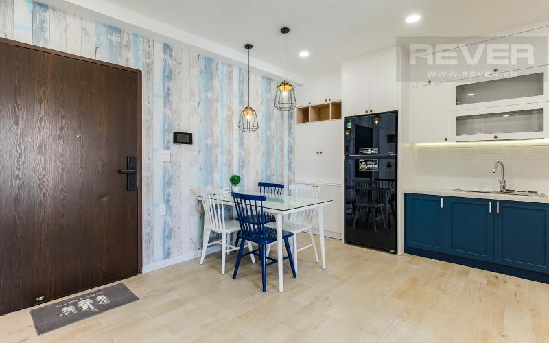 Bàn Ăn Căn hộ Happy Residence 2 phòng ngủ tầng trung tháp B nội thất đầy đủ