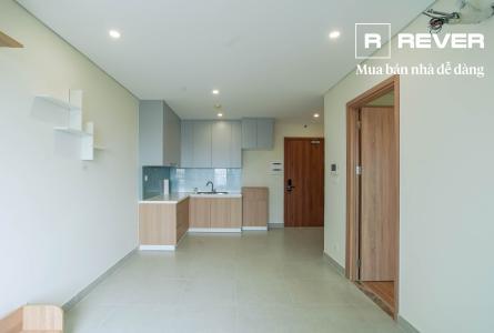 Bán căn hộ 1PN Diamond Lotus Quận 8, nội thất cơ bản, view thoáng