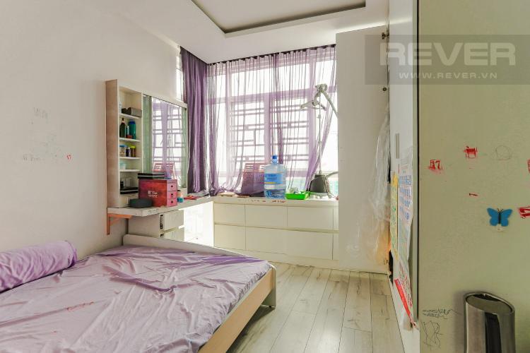 Phòng Ngủ 3 Căn hộ Duplex New Sài Gòn tầng cao tháp D1, 4 phòng ngủ, full nội thất
