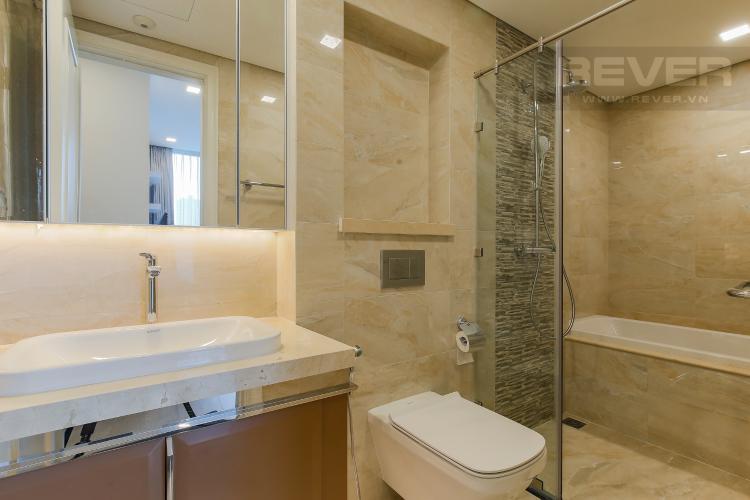 Phòng Tắm 1 Căn hộ Vinhomes Golden River tầng tháp, 2PN đầy đủ nội thất
