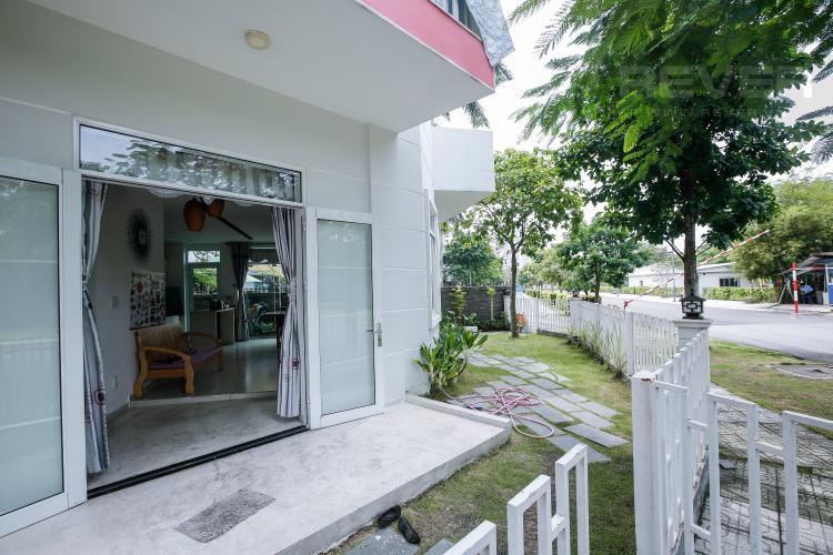 Sân Nhà Nhà phố 3 phòng ngủ khu Hoja Villa, Phước Long B, Quận 9