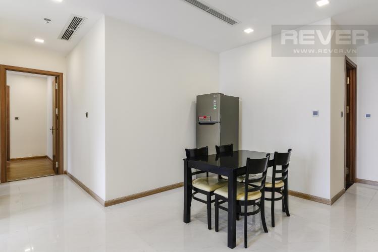 Phòng Ăn Căn hộ Vinhomes Central Park 2 phòng ngủ tầng cao P7 view nội khu