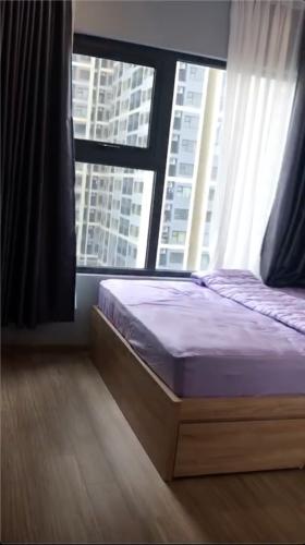 Phòng ngủ Vinhomes Grand Park Quận 9 Căn hộ Vinhomes Grand Park tầng cao, view Landmark 81.