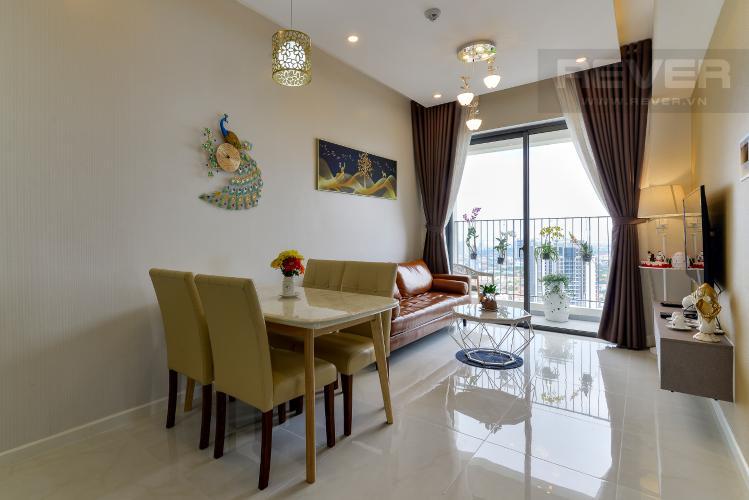 Phònh Khách Bán căn hộ Masteri An Phú 2PN, tháp B, đầy đủ nội thất, view sông thoáng đãng