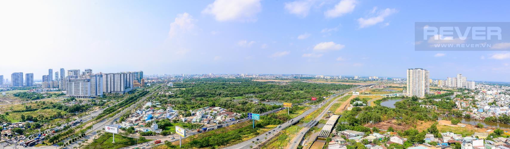 View Bán căn hộ Centana Thủ Thiêm tầng cao, 2PN 2WC, không gian sống yên tĩnh