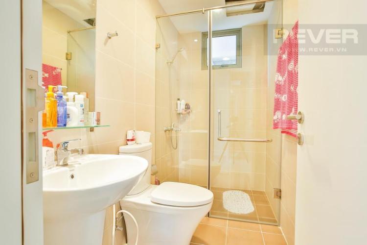 Phòng tắm 1 Căn hộ T4B Masteri Thảo Điền trung tầng hướng Tây