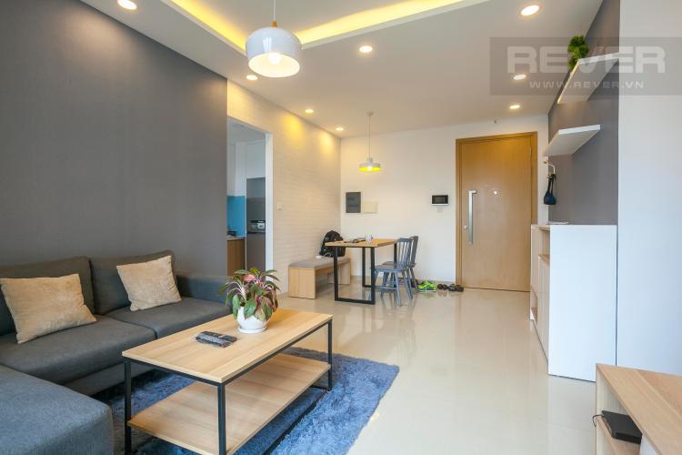 Tổng Quan Căn hộ Vista Verde 1 phòng ngủ tầng trung T1 nội thất đầy đủ