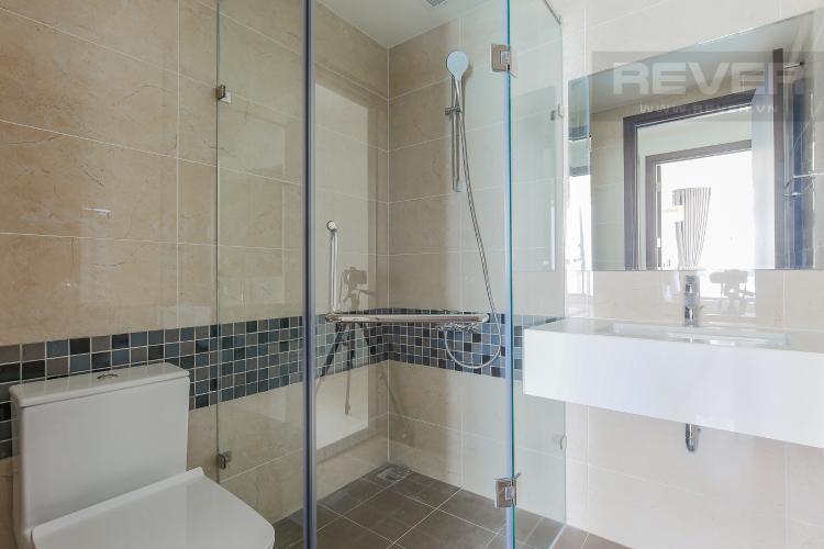 Phòng Tắm 2 Căn hộ The Tresor 2 phòng ngủ tầng trung TS1 đầy đủ tiện nghi