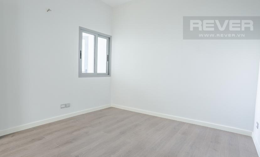 Phòng Ngủ 2 Bán căn hộ LuxGarden tầng trung, 2PN, nội thất cơ bản