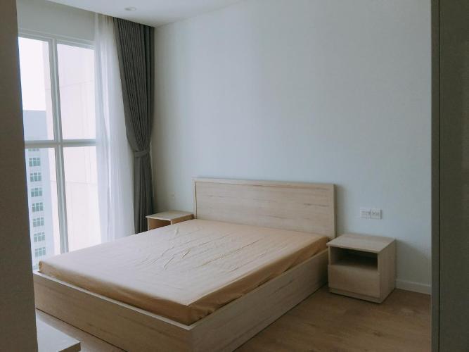 Căn hộ Sadora Apartment tầng cao, nội thất đầy đủ.