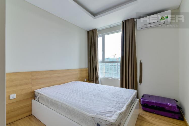 Phòng Ngủ 1 Cho thuê căn hộ Vista Verde 2PN, tầng cao, đầy đủ nội thất, view Quận 2