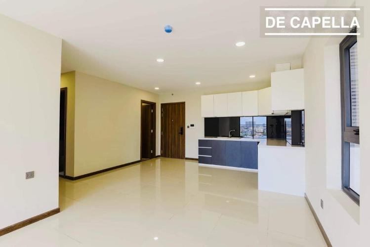 Bán căn hộ De Capella 3PN, block A, diện tích 94m2, nội thất cơ bản, view Landmark 81 và Bitexco