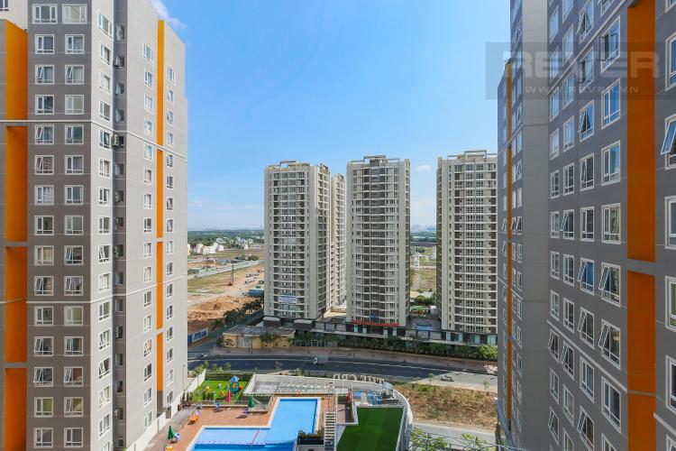 View Căn hộ The CBD Premium Home 2 phòng ngủ tầng trung tháp A view nội khu