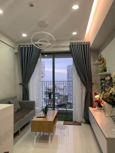 Cho thuê căn hộ Masteri An Phú 2PN, diện tích 69.6m2, tầng cao, đầy đủ nội thất