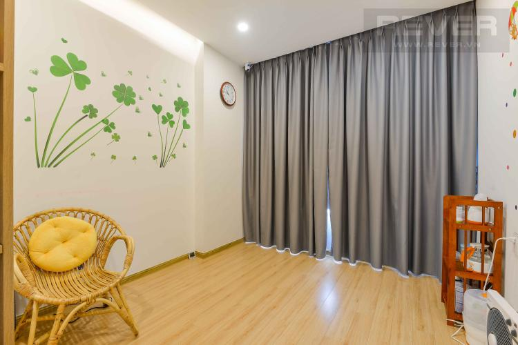 Phòng Ngủ 1 Bán căn hộ New City Thủ Thiêm 2PN, tháp Babylon, đầy đủ nội thất, view trực diện hồ bơi