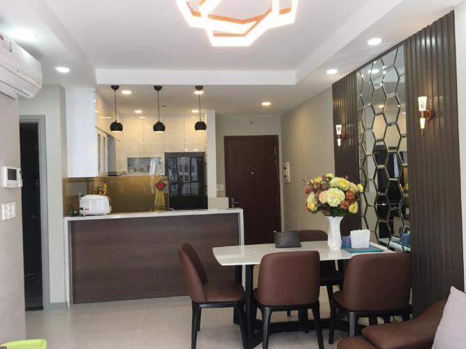 Bán căn hộ The Gold View thuộc tầng cao, diện tích 63.1m2