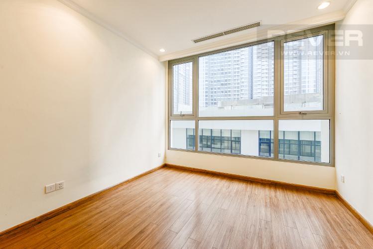 Phòng ngủ Officetel Vinhomes Central Park 1 phòng ngủ tầng thấp C3 nhà trống
