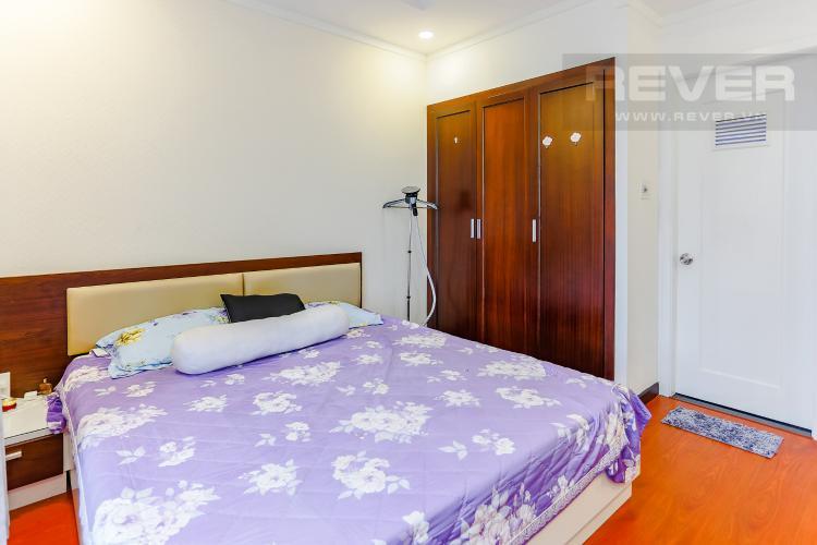 Phòng Ngủ 1 Căn hộ Hoàng Anh Thanh Bình 3 phòng ngủ tầng thấp nội thất mới đầy đủ