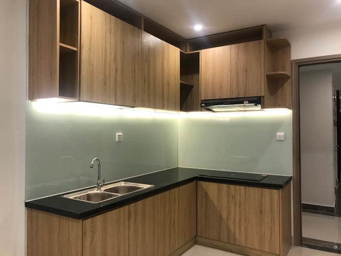 Nhà bếp căn hộ Vinhomes Grand Park Căn hộ Vinhomes Grand Park tầng 27 view sông thoáng mát.