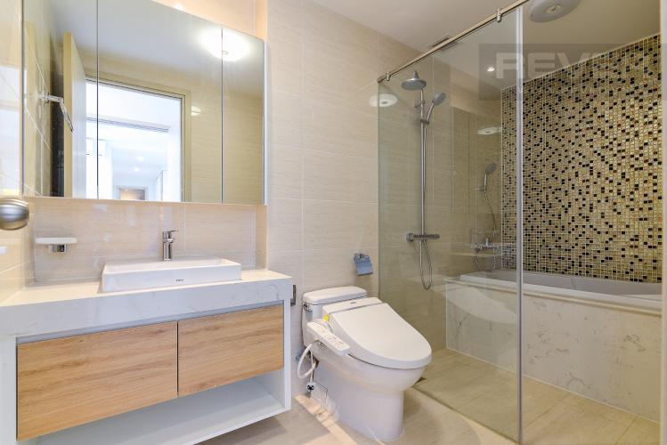 Phòng Tắm 1 Bán căn hộ New City Thủ Thiêm 3PN, thiết kế sang trọng, đầy đủ nội thất