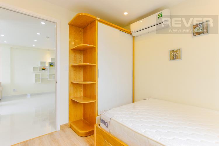 Phòng Ngủ 1 Căn hộ Scenic Valley tầng cao tháp G thiết kế hiện đại, đầy đủ tiện nghi