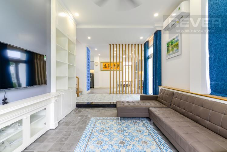 Phòng Khách Biệt thự H28 Villa Park Quận 9 3PN, đầy đủ nội thất