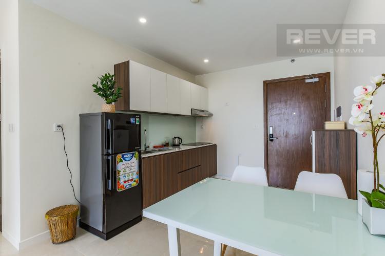 Phòng Bếp Bán căn hộ Masteri Millennium tầng cao, 2PN, Quận 4