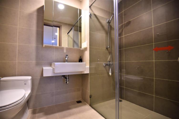 Phòng tắm Icon 56, Quận 4 Căn hộ Icon 56 tầng cao. đón view thành phố sầm uất.
