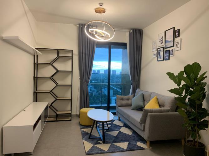 Cho thuê căn hộ Feliz En Vista tầng cao nội thất đầy đủ, tiện nghi.