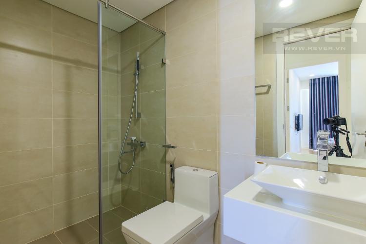 Phòng Tắm 2 Cho thuê căn hộ Masteri Millennium tầng cao, 2PN nội thất đầy đủ, có thể dọn vào ở ngay