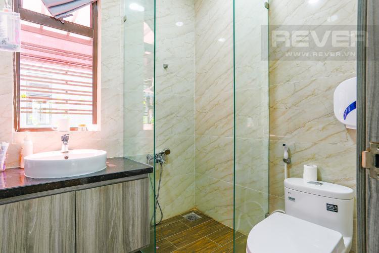 Phòng Tắm 1 Tầng Trệt Biệt thự 5 phòng ngủ dự án Valora Kikyo diện tích 290m2