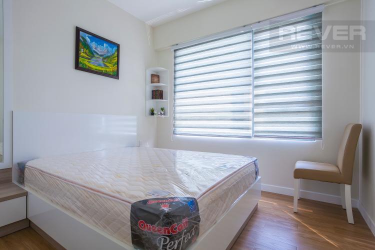 Phòng Ngủ 2 Căn hộ Masteri Thảo Điền 2 phòng ngủ tầng thấp T5 view hồ bơi
