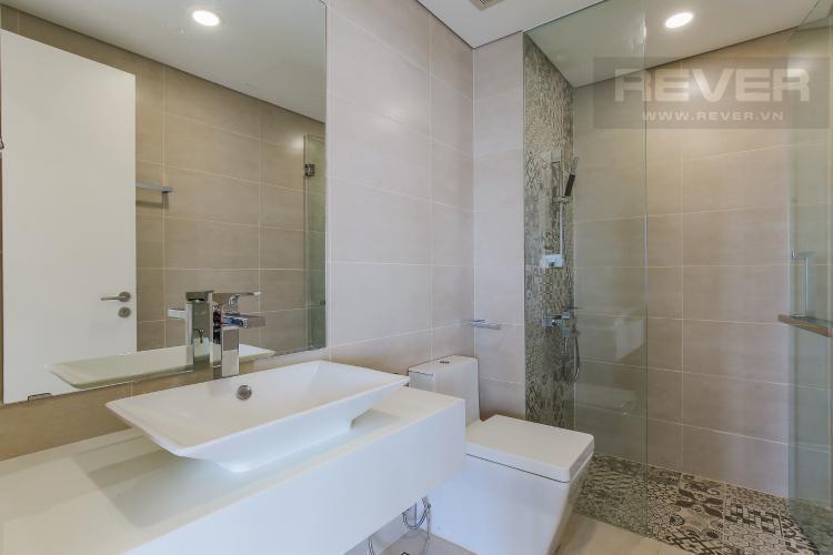 Phòng tắm căn hộ Masteri Millennium Bán căn hộ Masteri Millennium diện tích 105m2