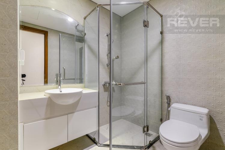 Phòng Tắm 1 Căn hộ Vinhomes Central Park 2 phòng ngủ tầng thấp L5 nhà trống